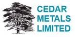 Cedar Metals Limited
